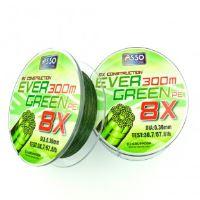 Asso Šňůra Evergreen 8-Braid 130m