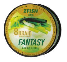 Zfish Šnůra Fantasy 8-Braid 300m