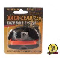 Extra Carp Back Lead Twin Ball