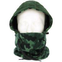 NGT Chránič Obličeje DLX Camo Face Guard