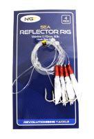 NGT Mořský návazec Reflector Rig 3