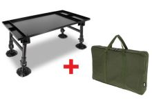 NGT Stolek Dynamic Bivvy Table + Obal Zdarma!