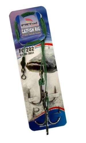 Falcon Sumcový Návazec Catfish Rig FC 202
