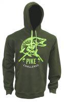 Zfish Mikina Hoodie Pike Challenge XXL