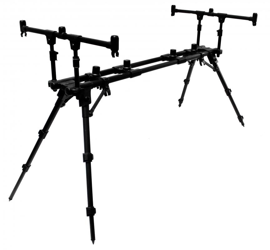 Zfish Stojan Rod Pod Construct 3 Rods