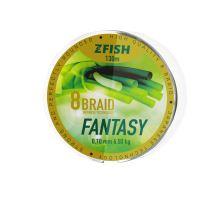 Zfish Šnůra Fantasy 8-Braid 130m - 0,10mm