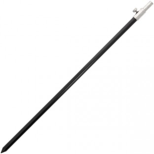 Vidlička Zfish Bank Stick Black 50-90 cm