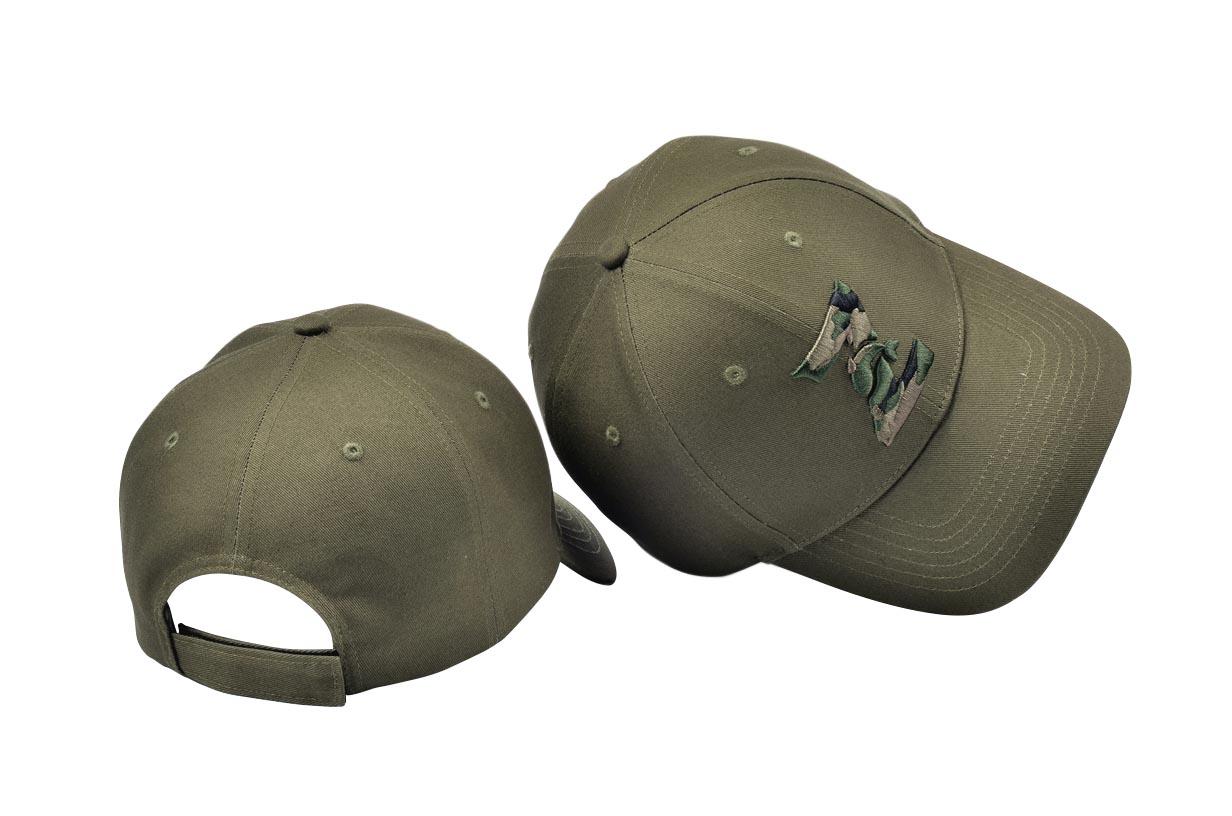 Zfish Kšiltovka Z Green Cap