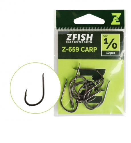 Zfish Háčky Carp Hooks Z-659