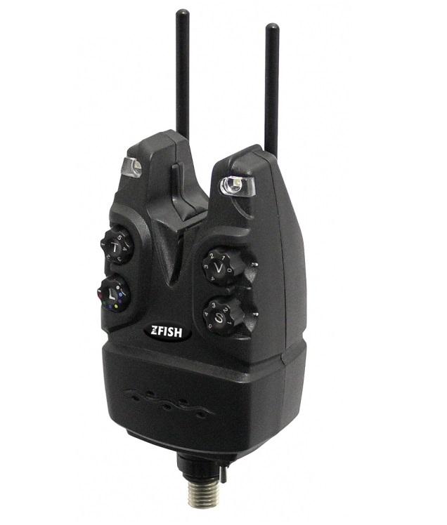 Signalizátor Zfish Helios Bite Alarm + baterie GP ZDARMA