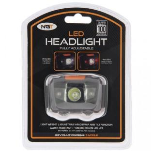 Čelovka NGT LED Headlight Cree 01