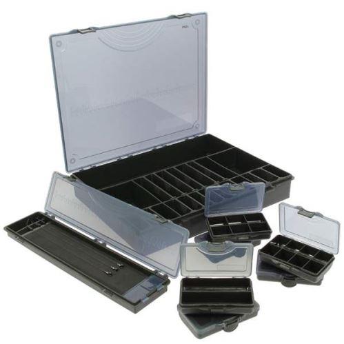 NGT Deluxe Storage Box 7+1 Black