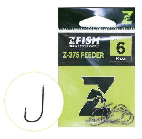 Zfish Háčky Feeder Hooks Z-375