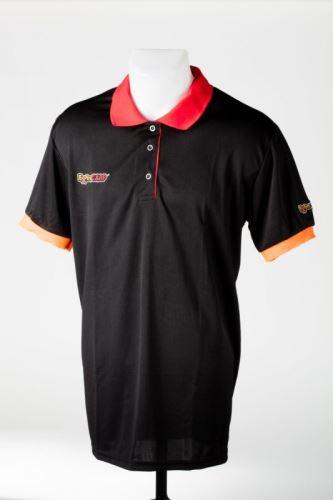 Extra Carp Polo Tričko Black