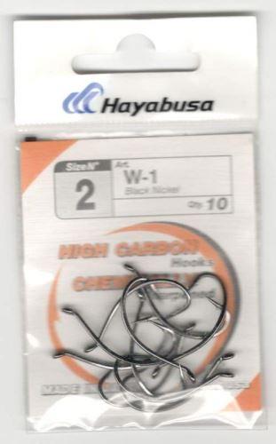 Hayabusa Háčky W-1