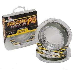 Falcon F4 Braid - Splétaná šňůra 100m