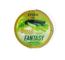 Zfish Šnůra Fantasy 8-Braid 130m - 0,08mm