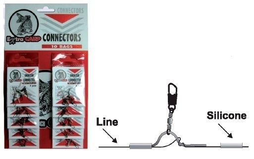 Konektor na anglický splávek