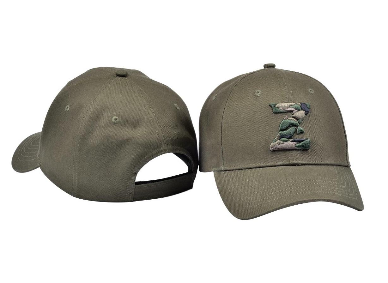 Kšiltovka Zfish Z Green Cap