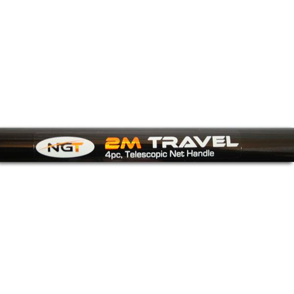 NGT Podběráková Tyč Mini Travel Net Handle 2m